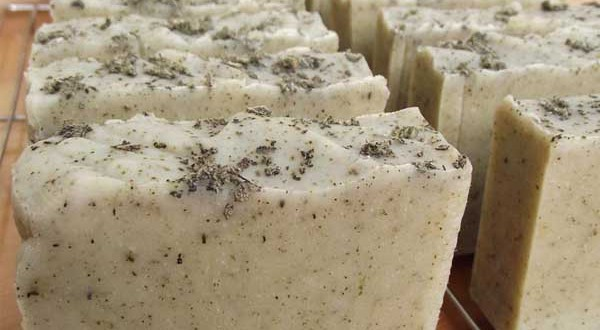 Sandalwood and Sage Soap